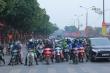 Ảnh: Người dân lỉnh kỉnh hành lý, nhộn nhịp trở lại Hà Nội ngày mùng 5 Tết