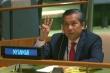 Đại sứ Myanmar tại Liên hợp quốc bị sa thải vì 'phản bội đất nước'