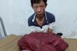 Bị bắt quả tang bán ma túy, người đàn ông nuốt 15 tép heroin phi tang