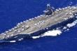 Video: Tàu sân bay USS Nimitz của Mỹ tác chiến trên biển Ả Rập