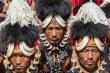 Hình ảnh về bộ tộc săn đầu người cuối cùng trên thế giới