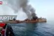 Iran công bố video vụ bắn nhầm tàu chiến khiến 19 người thiệt mạng