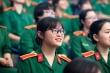 Điểm chuẩn Học viện Kỹ thuật quân sự thấp nhất 24,8