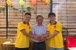 Sau đính hôn, Công Phượng cùng Đông Triều mở quán cà phê, bánh tráng thịt heo