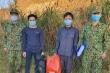 Bắt giữ 2 người nhập cảnh trái phép vào Việt Nam