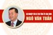 Infographic: Sự nghiệp tân Bí thư Tỉnh ủy Hòa Bình Ngô Văn Tuấn