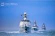 Trung Quốc vội vã tập trận trên biển trước khi Bộ tứ 'hội quân' ở Ấn Độ Dương