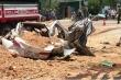 Xe 'hổ vồ' đè bẹp xe con ở Thanh Hóa: Danh tính 4 nạn nhân thương vong
