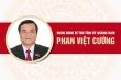 Infographic: Chân dung Bí thư Tỉnh ủy Quảng Nam Phan Việt Cường