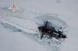 Ba tàu ngầm hạt nhân Nga cùng nổi lên từ dưới lớp băng Bắc Cực