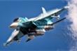 Video: 'Thú mỏ vịt' Su-34 luyện ném bom chiến thuật tại khu vực Khabarovsk