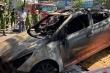 Ảnh: Hiện trường tang thương vụ cháy khiến cả gia đình 4 người chết