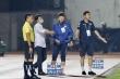 HLV Chung Hae Seong kéo cả dàn trợ lý Hàn Quốc ở lại CLB TP.HCM