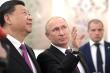 Tổng thống Putin: Quan hệ Nga-Trung đang tốt nhất trong lịch sử