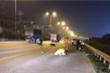 CSGT bị nam thanh niên phóng xe máy tông trúng, nằm bất động trên Quốc lộ 5