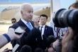 Ông Biden xin lỗi vì nổi nóng với phóng viên