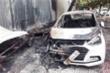 Truy tìm người đốt vàng mã làm cháy ô tô ở Đà Nẵng