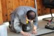 Video: Giáo chủ Tân Thiên Địa quỳ gối, dập đầu mong dân Hàn Quốc tha thứ