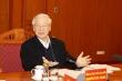 Tổng Bí thư, Chủ tịch nước chủ trì họp Tiểu ban Văn kiện Đại hội XIII