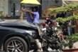 Tài xế Mercedes tông chết người: Công an thực nghiệm hiện trường