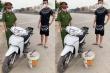 Nam thanh niên đi câu cá mùa dịch ở Nghệ An bị xử phạt