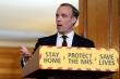 Ngoại trưởng Anh: Bóng đá trở lại sẽ khích lệ nhân dân