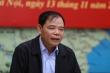 Bộ trưởng Nguyễn Xuân Cường: 'Bão số 13 đường đi khó đoán định, tốc độ lớn'