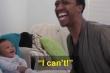 Clip: Cười sằng sặc khi bố đọc rap, em bé 5 tháng tuổi 'đốn tim' dân mạng
