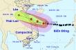 Bão giật cấp 17 cách Đà Nẵng - Thừa Thiên Huế 300km, gây sóng cao 11m