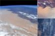 Phi hành gia NASA chụp khói cháy rừng Australia từ không gian