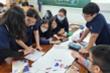 Dạy tiếng Hàn, Đức từ lớp 3: Băn khoăn nguồn lực giáo viên