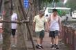 Người dân vẫn lơ là, không đeo khẩu trang, tập thể dục nơi công cộng ở Hà Nội