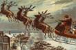 Để tặng hết quà cho trẻ toàn thế giới, ông già Noel và đàn tuần lộc phải bay với tốc độ bao nhiêu?