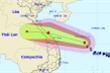 Bão số 5 liên tục tăng cấp, cách quần đảo Hoàng Sa hơn 200km