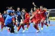 Tuyển Việt Nam phải đá play-off để tranh suất dự World Cup futsal