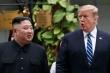 Tổng thống Trump ca ngợi ông Kim Jong-un là lãnh đạo 'sắc sảo'