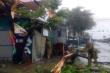 Quảng Bình: 4 người mất tích, 4 người bị thương trước khi bão đổ bộ