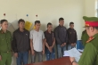 Bắt tạm giam 8 thanh niên hỗn chiến kinh hoàng trong quán karaoke ở Đắk Lắk
