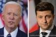 Ukraine 'cậy nhờ' ông Biden giúp gia nhập NATO