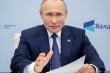Tổng thống Nga chúc mừng các nhà lãnh đạo thế giới nhân dịp Năm Mới