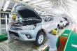 COVID-19 khiến 3 nhà máy Toyota ở Thái Lan tạm dừng hoạt động