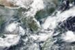 4 cơn bão cùng hoạt động trên các đại dương, diễn biến phức tạp