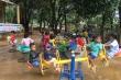 Tiếng ê a đọc bài trong ngôi trường từng bị lũ bùn vùi lấp ở Quảng Trị