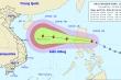 Bão Saudel có thể giật cấp 14, đi vào Biển Đông trong 24h tới
