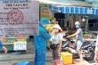 Ngày đầu Đà Nẵng áp dụng thẻ đi chợ: Ai không có thẻ, mời về!