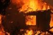 Nghi vấn chồng phóng hỏa đốt nhà khiến 3 bố con chết thương tâm