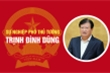 Infographic: Sự nghiệp Phó Thủ tướng Trịnh Đình Dũng