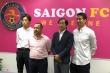 HLV Vũ Tiến Thành thôi chức Chủ tịch CLB Sài Gòn