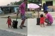Clip: Em bé nghiện nhảy múa chạy theo loa để... quẩy
