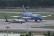 Video: Trực thăng của Tổng thống Trump bay vòng quanh sân bay Đà Nẵng